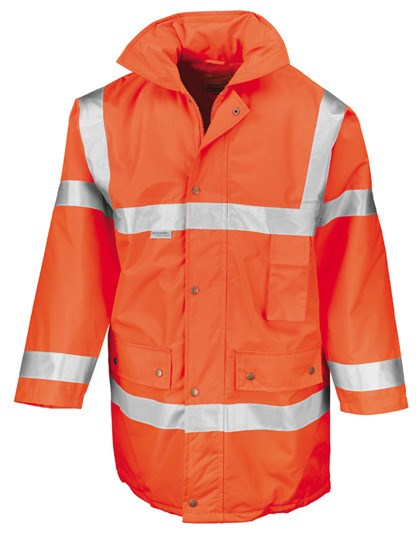 Result Safe-Guard - Safety Jacket