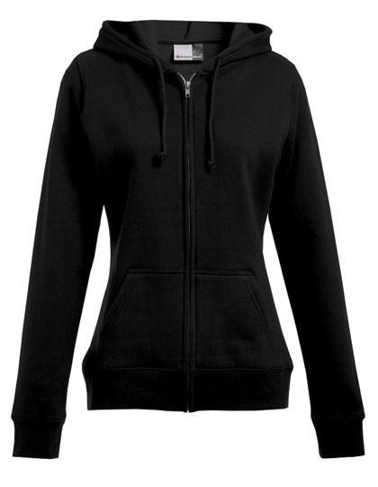 Promodoro - Women`s Hoody Jacket 80/20
