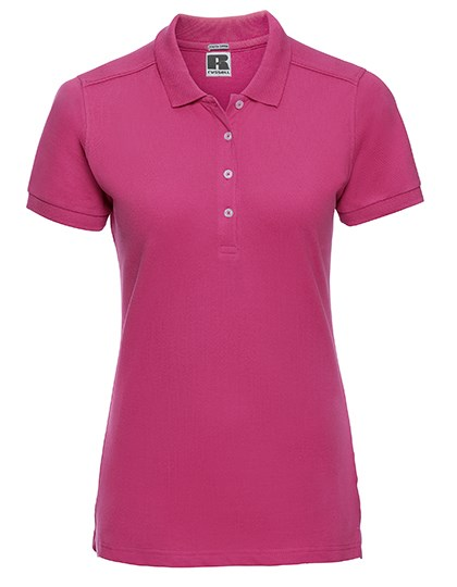 Russell - Ladies` Fitted Stretch Polo
