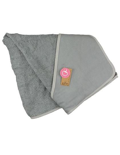 A&R - PRINT-Me® Baby Hooded Towel