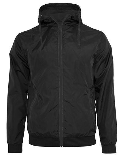 Build Your Brand - Windrunner Jacket