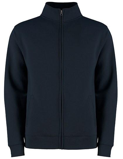 Kustom Kit - Regular Fit Zipped Sweatshirt