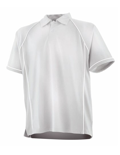 Finden+Hales - Men`s Piped Performance Polo