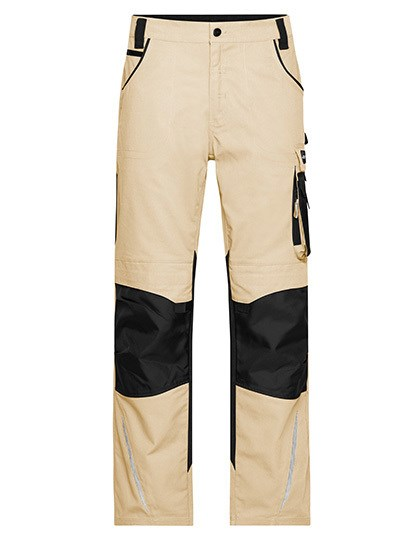 James+Nicholson - Workwear Pants -STRONG-