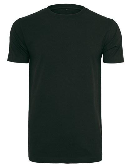 Build Your Brand - Organic T-Shirt Round Neck