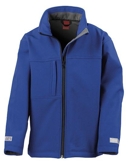 Result - Junior Classic Soft Shell Jacket