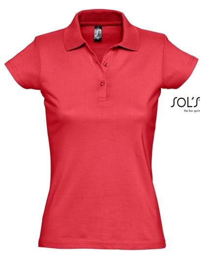SOL´S - Women`s Jersey Polo Shirt Prescott