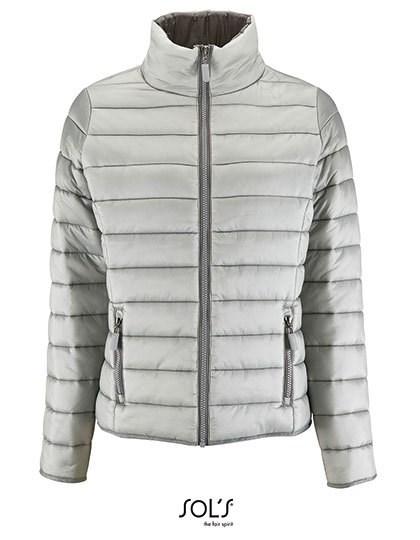 SOL´S - Women`s Light Padded Jacket Ride