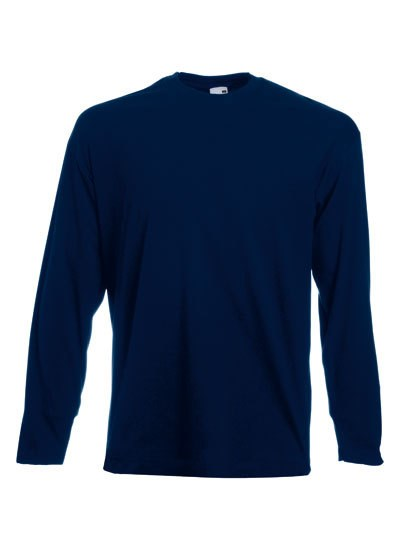 Fruit of the Loom - Valueweight Long Sleeve T