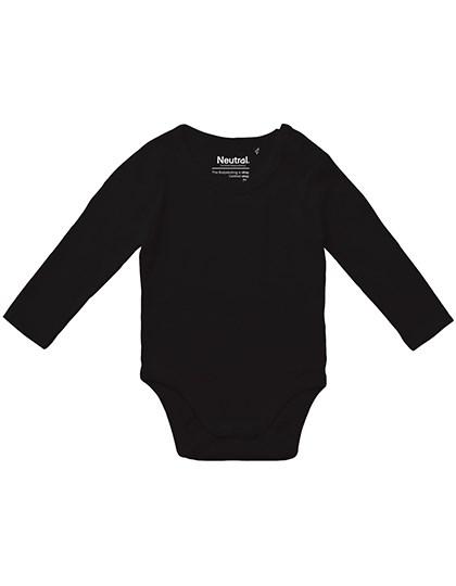 Neutral - Babies Long Sleeve Bodystocking