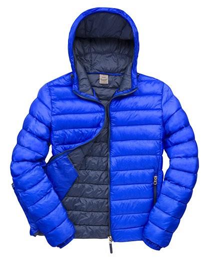 Result - Mens Snow Bird Hooded Jacket