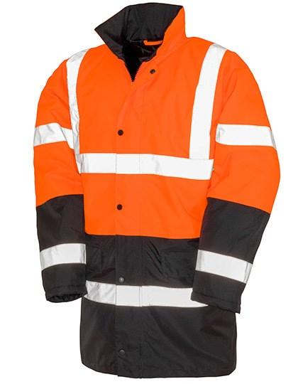 Result Safe-Guard - Motorway 2-Tone Safety Coat