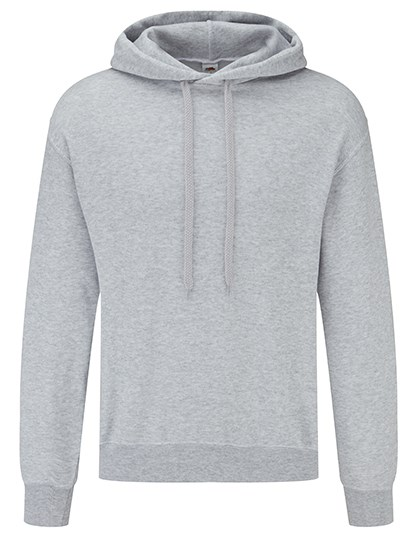 Fruit of the Loom - Classic Hooded Basic Sweat