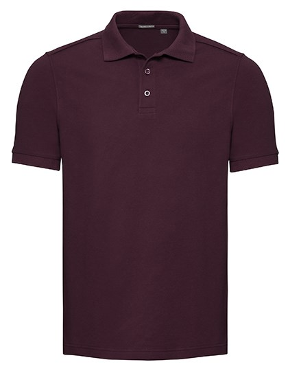 Russell - Men`s Tailored Stretch Polo