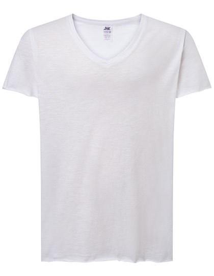 JHK - Curves Slub T-Shirt Lady