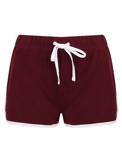 SF Women - Women`s Retro Shorts