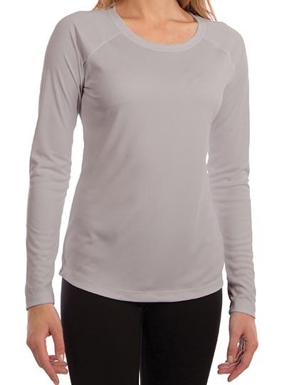 Vapor Apparel - Ladies` Solar Performance Long Sleeve T-Shirt
