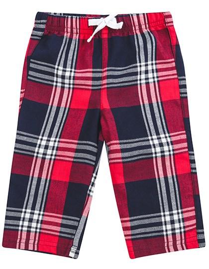Larkwood - Baby Tartan Trousers