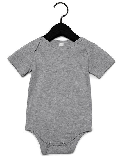Bella - Baby Jersey Short Sleeve Onesie