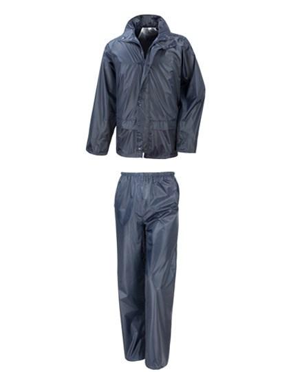 Result Core - Rain Suit