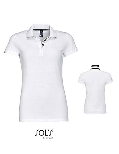 SOL´S - Women`s Polo Shirt Patriot