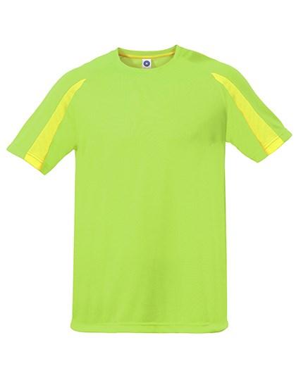 Starworld - Unisex Contrast Sports T-Shirt