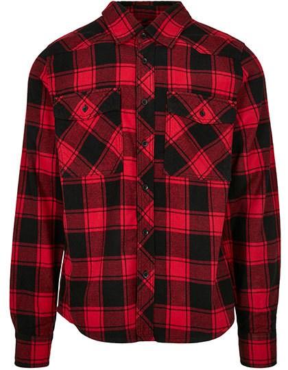 Build Your Brandit - Check Shirt