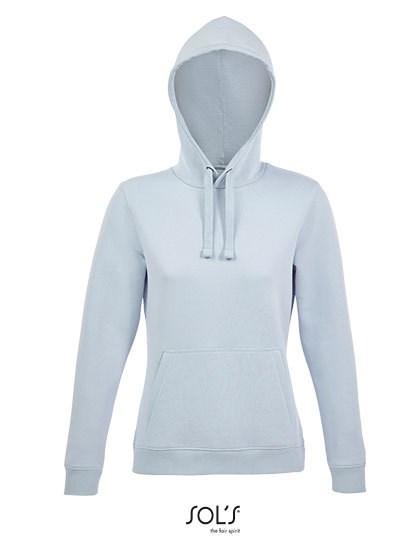 SOL´S - Women´s Hooded Sweatshirt Spencer