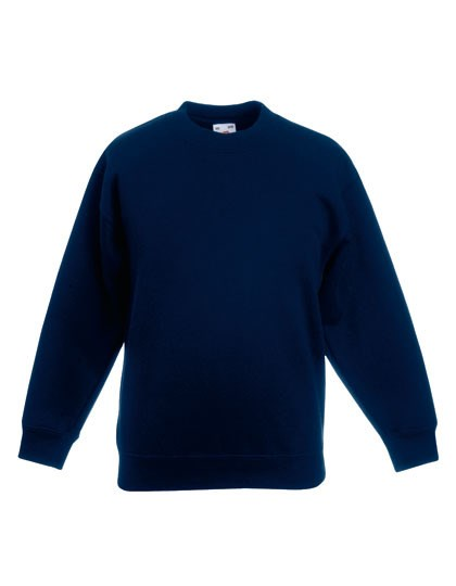 Fruit of the Loom - Kids Classic Set-In Sweat