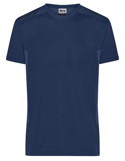 James+Nicholson - Men's Workwear T-Shirt -STRONG-