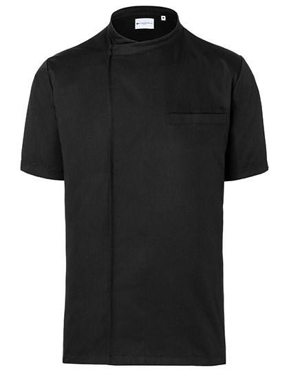 Karlowsky - Short-Sleeve Throw-Over Chef Shirt Basic