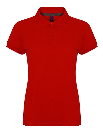 Henbury - Ladies` Micro-Fine-Piqué Polo Shirt