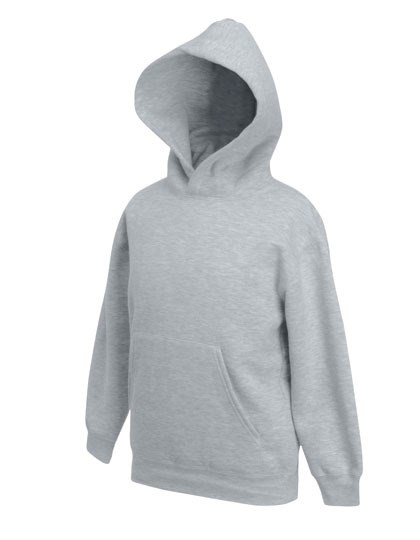 Fruit of the Loom - Kids Classic Hooded Sweat