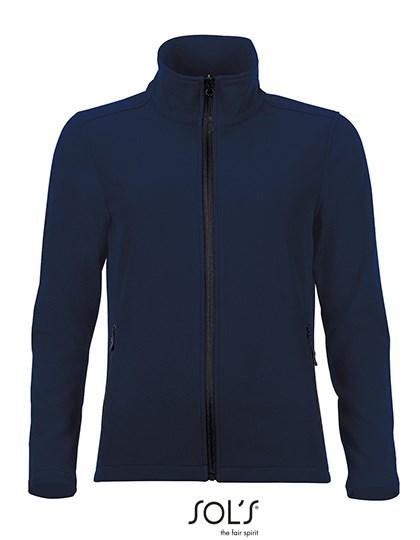 SOL´S - Women`s Softshell Zip Jacket Race