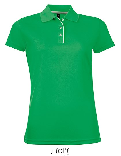 SOL´S - Women`s Sports Polo Shirt Performer