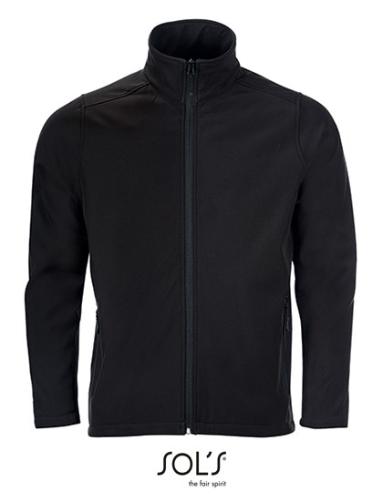 SOL´S - Men`s Softshell Zip Jacket Race
