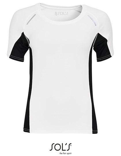 SOL´S - Women`s Short Sleeve Running Shirt Sydney