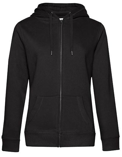 B&C - QUEEN Zipped Hood Jacket /Women