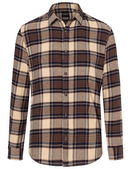 Karlowsky - Men`s Checked Shirt Urban