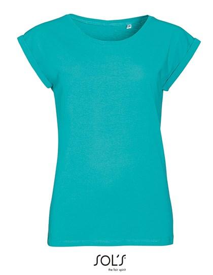 SOL´S - Women`s Round Neck T-Shirt Melba
