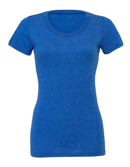 Bella - Triblend Crew Neck T-Shirt Woman