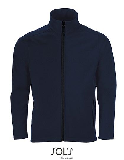 SOL´S - Men`s Softshell Zip Jacket Race