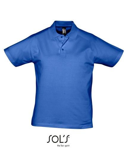 SOL´S - Men´s Jersey Polo Shirt Prescott