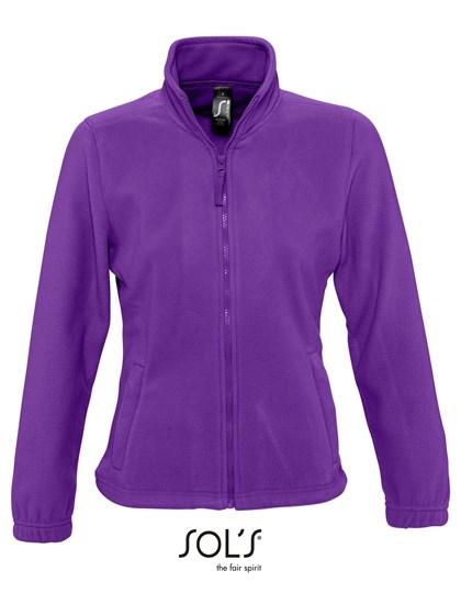 SOL´S - Women`s Fleece Jacket North