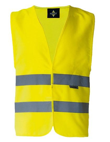 Korntex - Safety Vest Professional 80/20 Polycotton