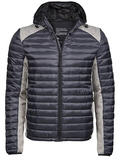 Tee Jays - Hooded Outdoor Crossover Jacket