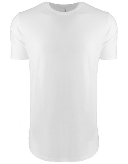 Next Level Apparel - Men`s Cotton Long Body Crew