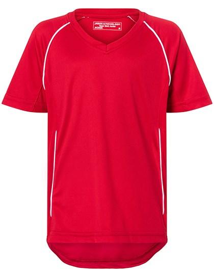 James+Nicholson - Team Shirt Junior