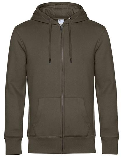 B&C - KING Zipped Hood Jacket