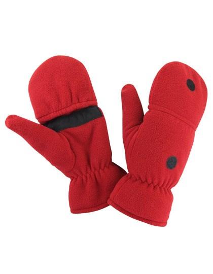 Result Winter Essentials - Palmgrip Glove-Mitt